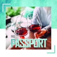 Kick Off Party + Fall Passport / Wineries of Santa Clara Valley