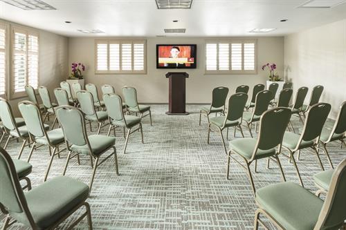 Vineyard Room - Theater