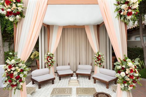 Wedding - Mandap