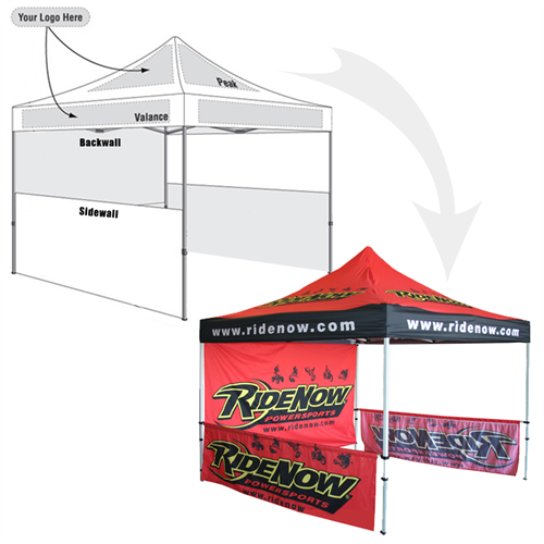 Pop Up Canopy Tents All Sizes and Price Points