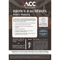 ACC Brown Bag - Estate Planning (Virtual)