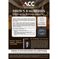 ACC Brown Bag - Estate Planning (In-Person)