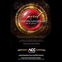 2021 Asian Chamber Spirit of Entrepreneurship Awards