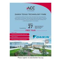 Daikin Technology Park Tour