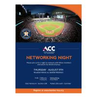 Networking Night - Houston Astros