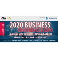 ACC Chairman's Letter - ACC Business Conference and Expo 2020