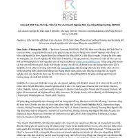 Comcast RISE to Award $1 Million in Grants - Vietnamese
