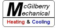McGilberry Mechanical Heating and Cooling, Inc.