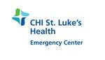 CHI St. Luke's Health Emergency Center