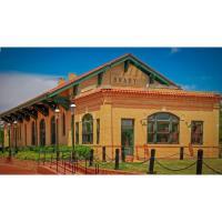 Heart of Texas Depot Open House