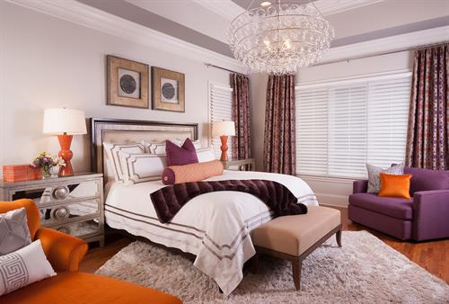 Beautiful bedrooms custom designed for you!