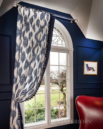 From blinds, to shades, to custom made draperies, we can make your windows beautiful!