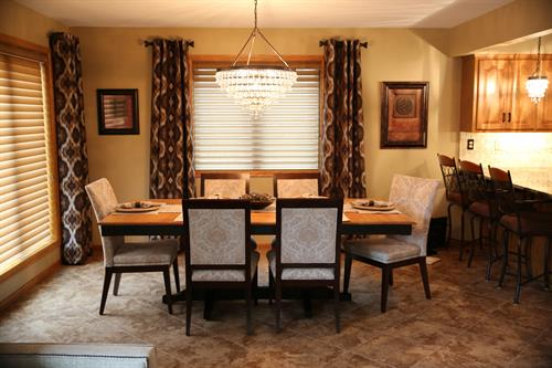 Whether you want to update or completely remodel your home, we can help you!