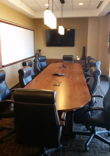 Barrister Room - 12 person
