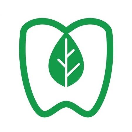 Green Pure Dental Logo