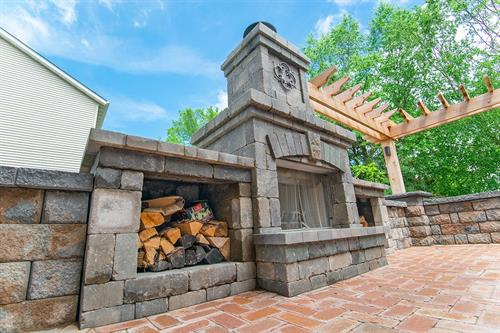 Outdoor Living Space | Inver Grove Heights, MN | Green Oasis