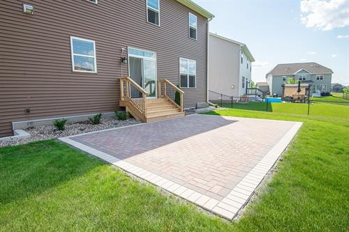 Patio | Cottage Grove, MN | Green Oasis