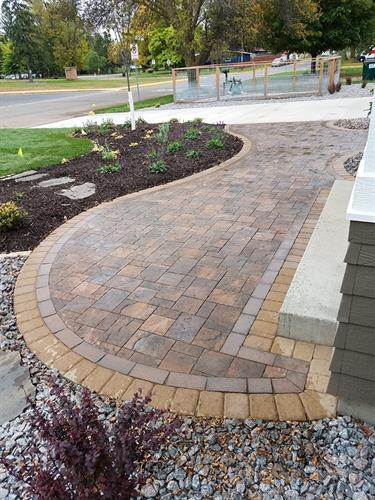 Front Patio | Hudson, WI | Green Oasis