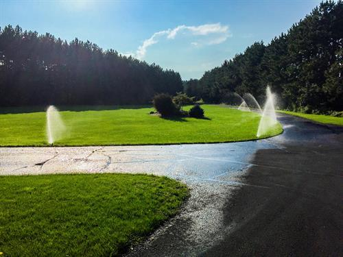 Irrigation | Woodbury, MN | Green Oasis