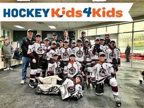 Hockey Kids4Kids 2019 Winners