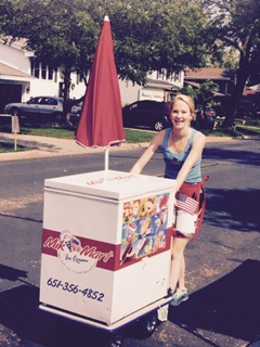 Graduation parties, small events, parades, etc, book our cart!