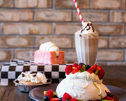 Bub's Desserts & Shakes