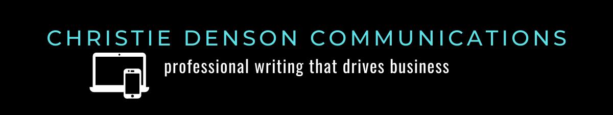 Christie Denson Communications