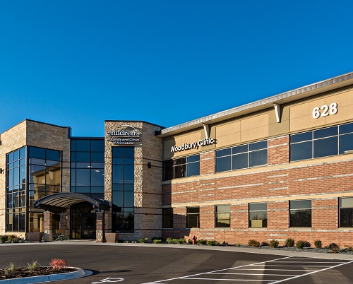 MSP developed and manages Children's Woodbury Clinic.