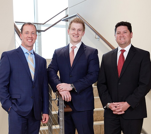 MSP Commercial's Executive Team