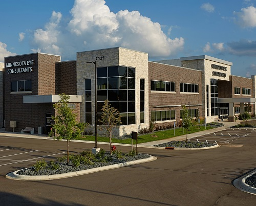 MSP developed and manages Minnesota Eye Consultants.