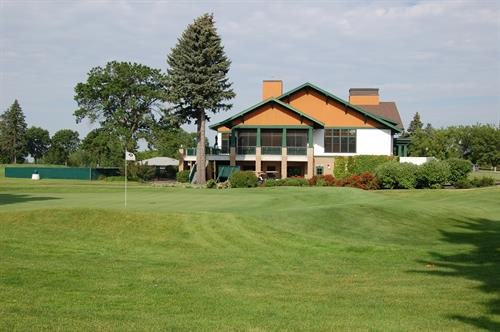 Hillcrest Golf Club Clubhouse