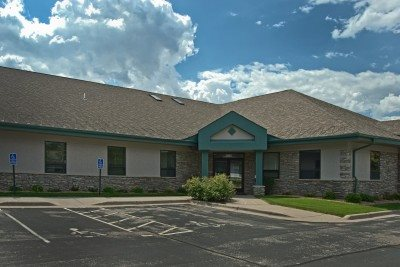 Our clinic located at 2165 Woodlane Drive, Suite 102, Woodbury, MN 55125