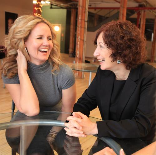 Founders, Carol Grannis & Cindy Maher