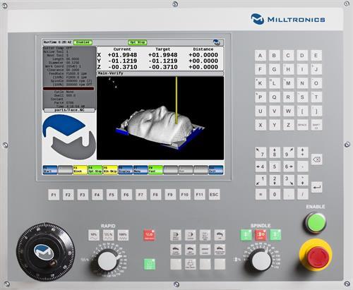 8200-B CNC Control