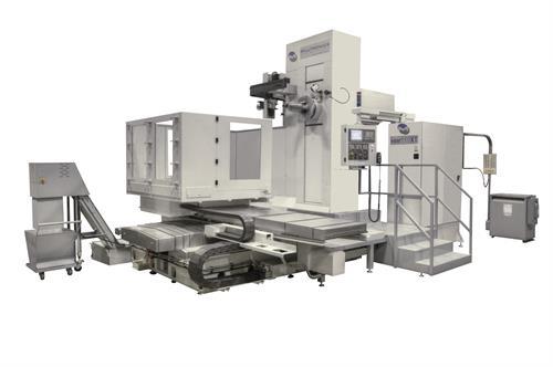 HBM Series - Horizontal Boring Mills