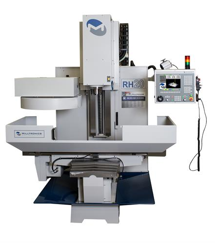 RH Series - Rigid Head Bed Mills