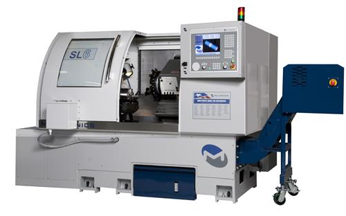 SL Series - Slant Bed Turning Centers