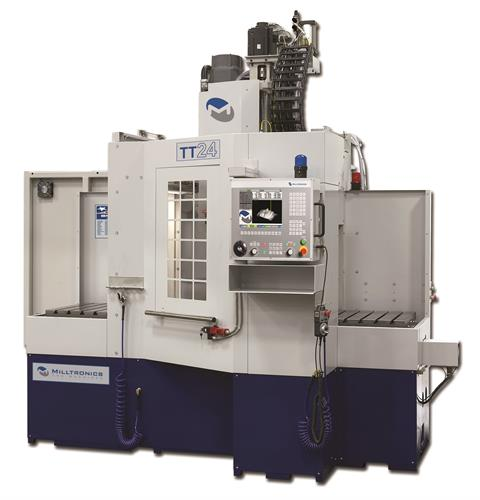 TT Series - Twin Table Machining Centers