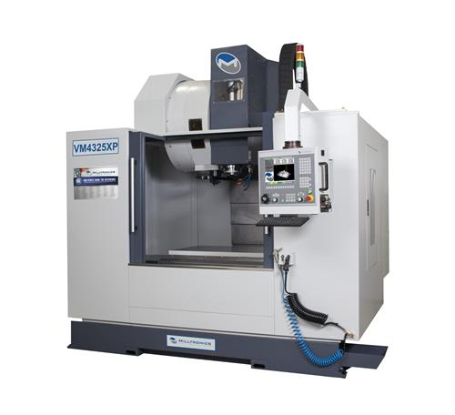 VM Series - Vertical Machining Centers