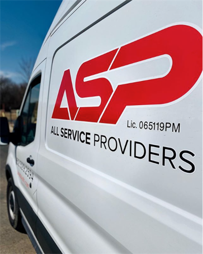 Fully stocked ASP vans