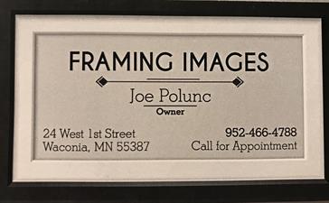 Framing Images