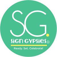 Sign Gypsies Waconia