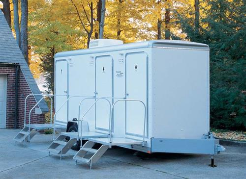 Three room luxury trailer