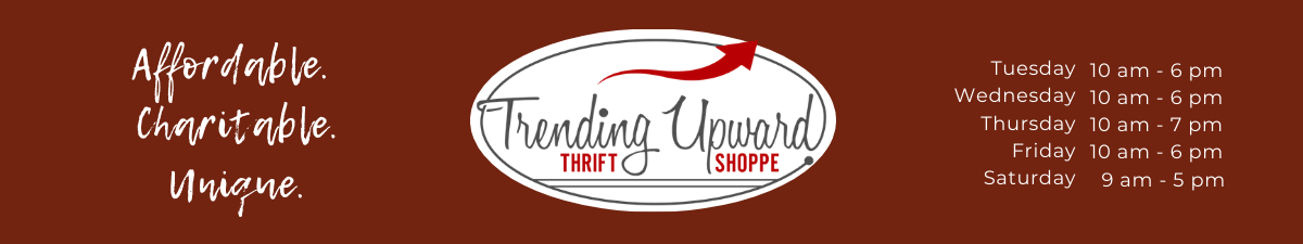 Trending Upward Thrift Shoppe