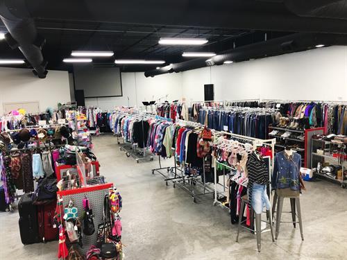 Interior - Clothing