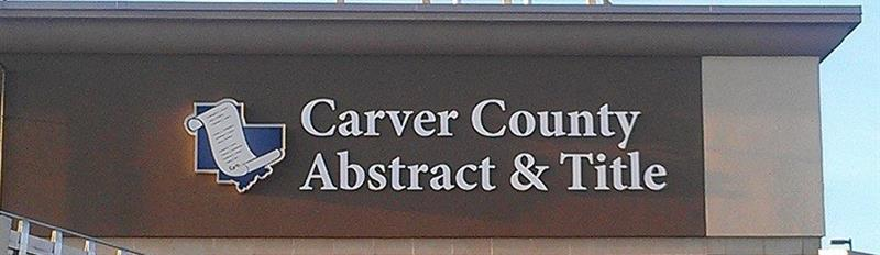 Carver County Abstract & Title