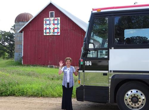 Join Us for a Barn Quilt Tour
