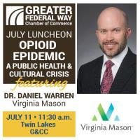 Luncheon: Opiod Epidemic: A Public Health & Cultural Crisis