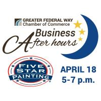 Business After Hours: Five Star Painting of Federal Way