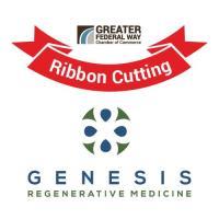 Ribbon Cutting: Genesis Regenerative Medicine